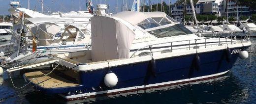 1999 Cantieri Navali Del Tirreno Cayman 40 Walkaround