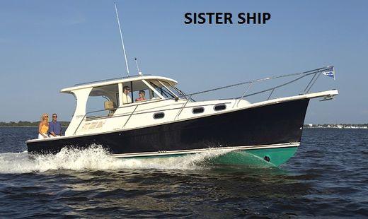 2008 Mainship 31 Pilot