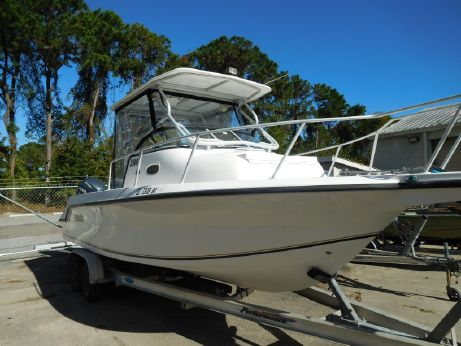 2006 Angler 2500 Walk Around