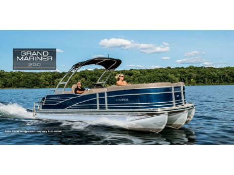 2016 Harris Flotebote Grand Mariner 250