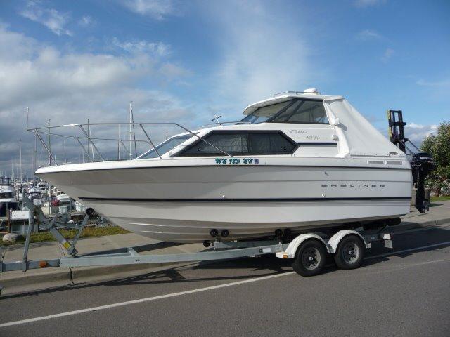 Bayliner 2452 Ciera Express Boats For Sale Yachtworld