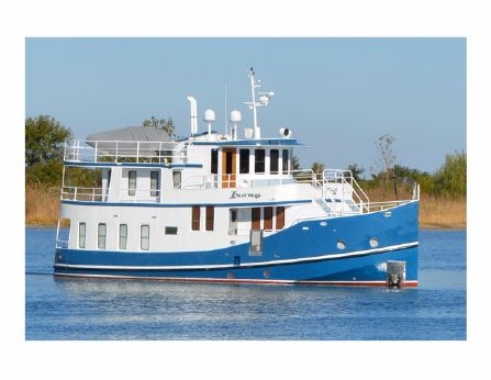 2000 Florida Bay Coaster Raised Pilothouse