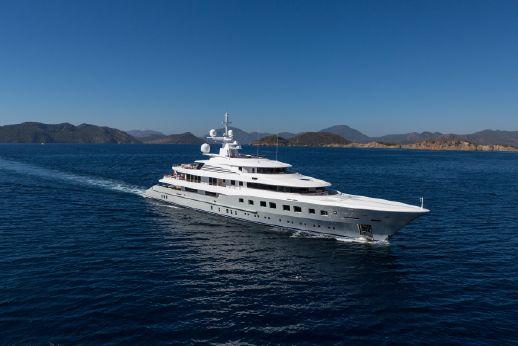 2013 Dunya Yachts 72M