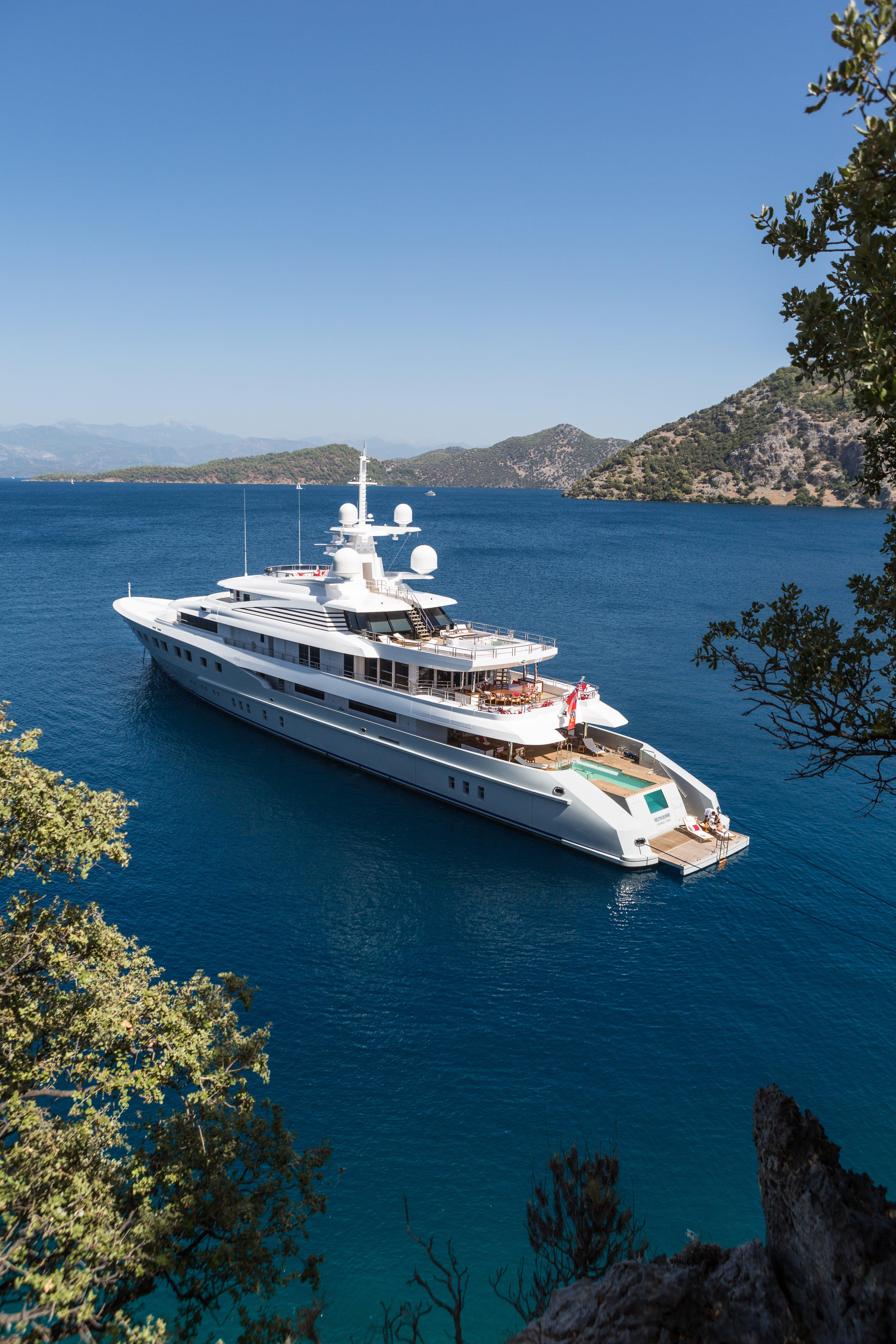 Search boats for sale for Lurssen yacht genova