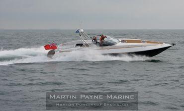 2008 Hunton Powerboats RS43