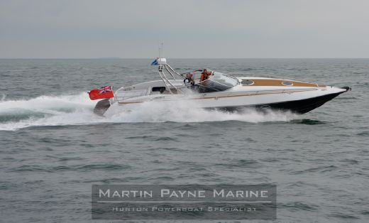 2008 Hunton Powerboats RS43