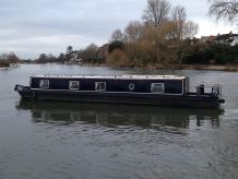 2006 Sea Otter Narrow Boat Aluminium Alloy construction with Cruiser Stern