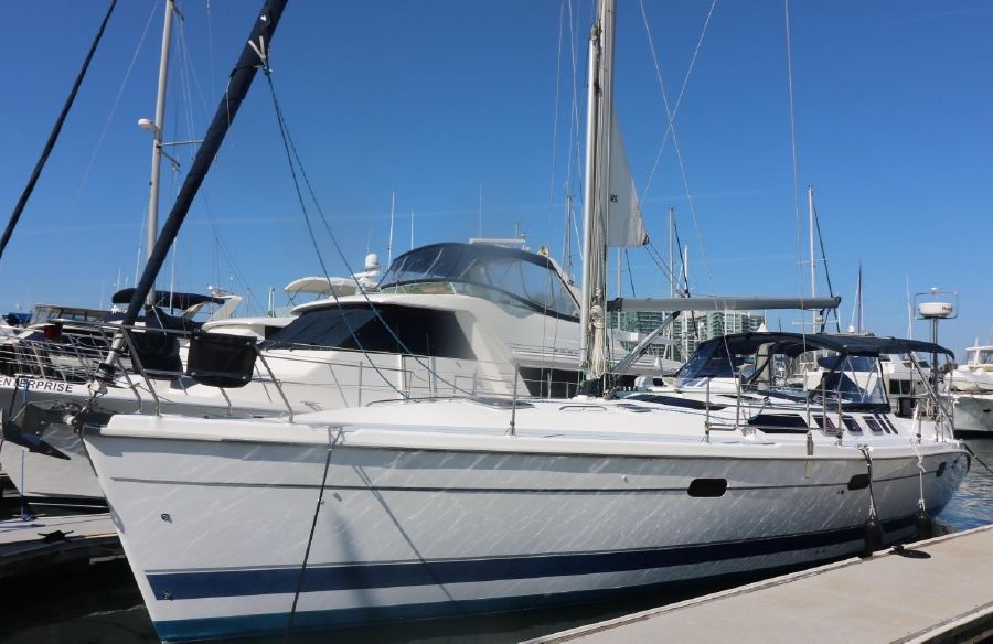 Hunter 460 Sailboat for sale in Los Angeles CA