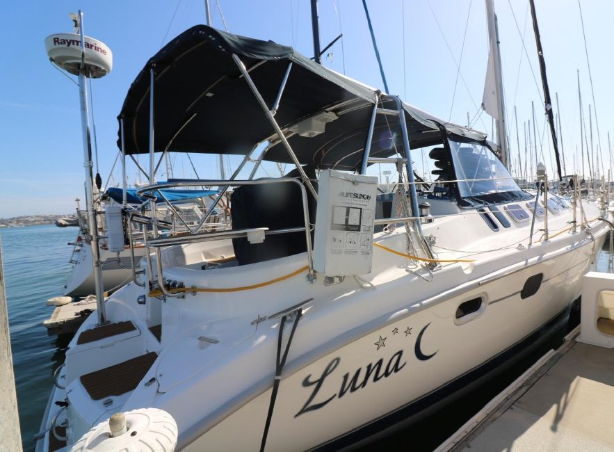 Hunter 460 Sailboat for sale in Marina Del Rey