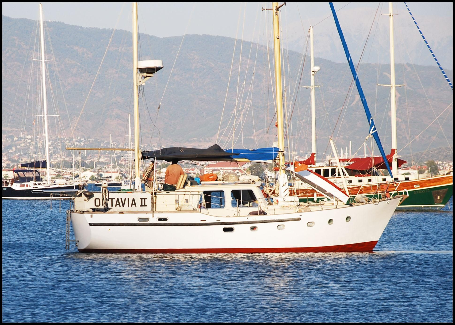 1972 Francis Jones Motor Sailer Sail New And Used Boats For Sale