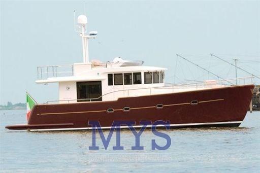 2007 Cantieri Estensi 480 Maine