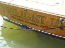 2000 Willaims Marine Chesapeake Bay Boat
