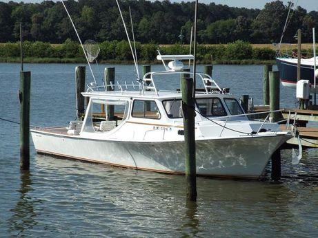 2000 Williams Marine Chesapeake Bay Boat