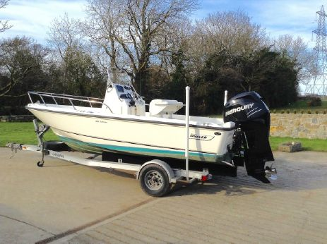 2011 Boston Whaler 190 Outrage