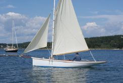 2010 Fife-Inspired Gaff Rigged Sloop