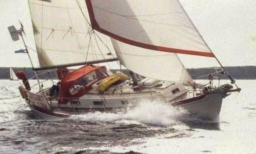 1989 Victoria 34 Cutter