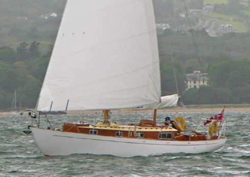 1962 Buchanan Saxon Sloop