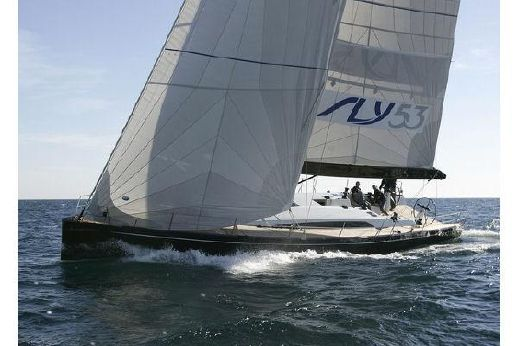 2010 Sly Yachts 53