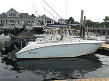 2006 Boston Whaler 240 Outrage