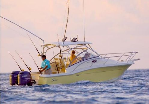 2010 Scout Boats 262 Abaco