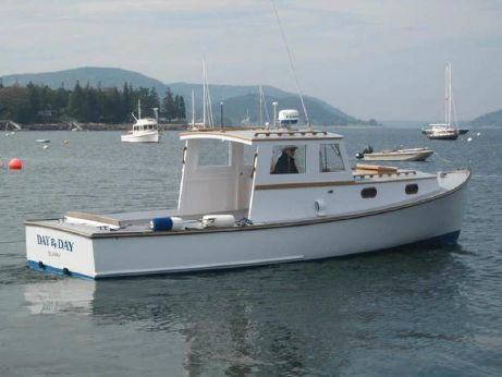 1984 Day Downeast Style Lobster Boat
