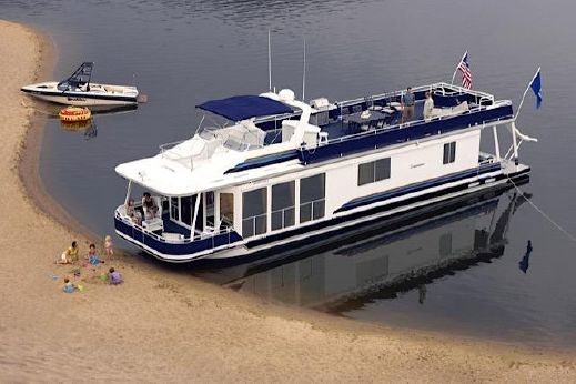 2004 Skipperliner Houseboat