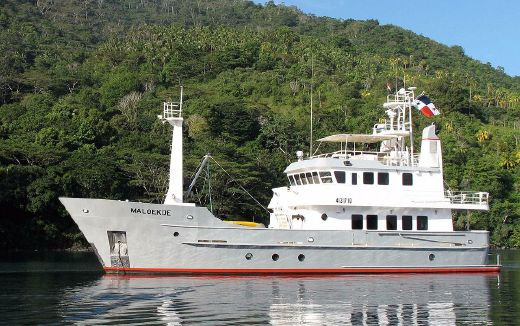1998 Halter Marine 94' Exploration Yacht