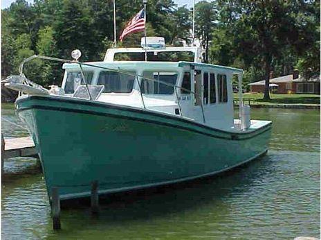 2000 Provincial 42 Lobster Boat