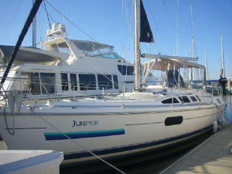 2001 Hunter Passage 420