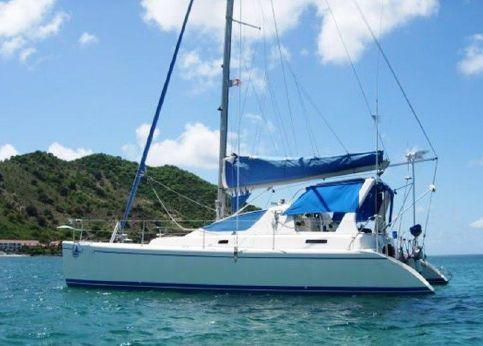 2000 Admiral 38 Catamaran