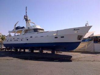 1972 Motor Yacht Mueller