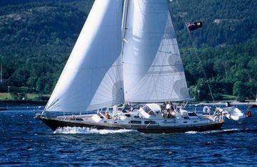 59' Hinckley 2001