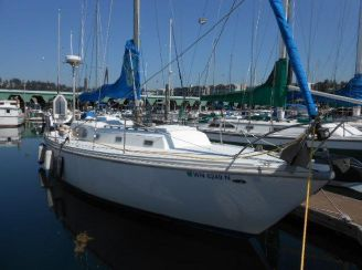 1969 Columbia Yacht 36 Sloop