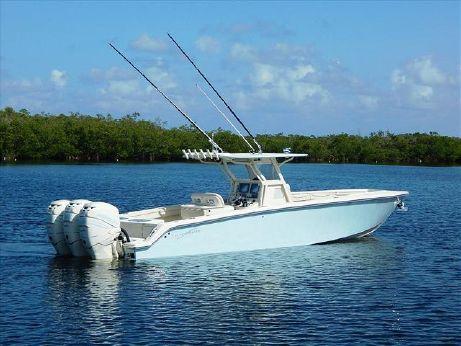 2014 Blackwater Boats 36 Sportfish