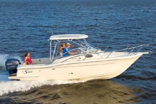 2011 Scout Boats 245 Abaco