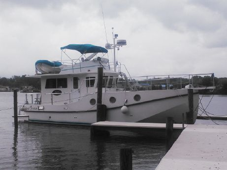 2010 Great Harbor N37 Trawler