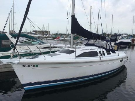 1995 Hunter Marine 29.5