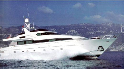 1990 Cantieri Di Lavagna Admiral 27