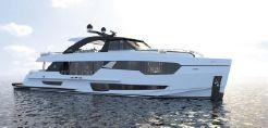 2020 Ocean Alexander 90r Motoryacht Open Bridge