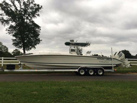 1995 Marlin Yachts 350 FM