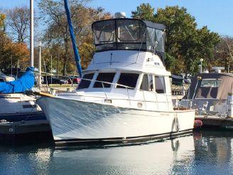 1990 Cape Dory 30 Power Yacht