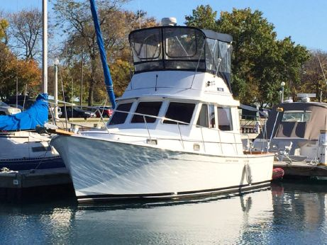 1990 Cape Dory 30 Power Yacht