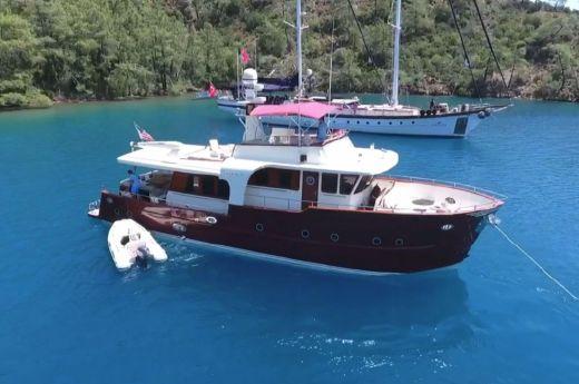 2009 Kun-Tur Trawler 64