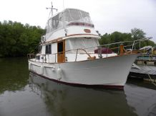 1989 Marine Trading 34 DC Trawler