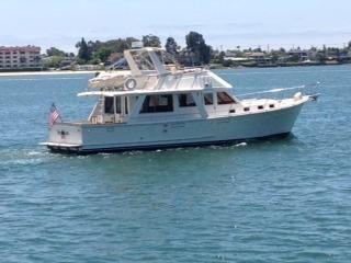 1989 Offshore 48 Sedan