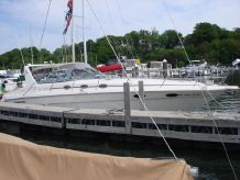 1994 Sea Ray 370 Express Cruiser