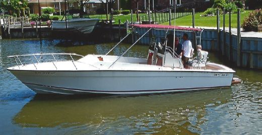 1968 Cary 28 SF Dual Console