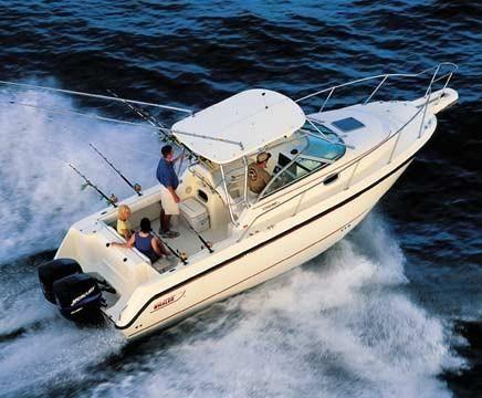 photo of 29' Boston Whaler 275 Conquest