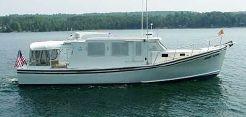 2000 Provincial Downeast Lobster Yacht - Provincial Boat & Marine Trawler