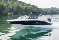 2020 Sea Ray 210SPXO